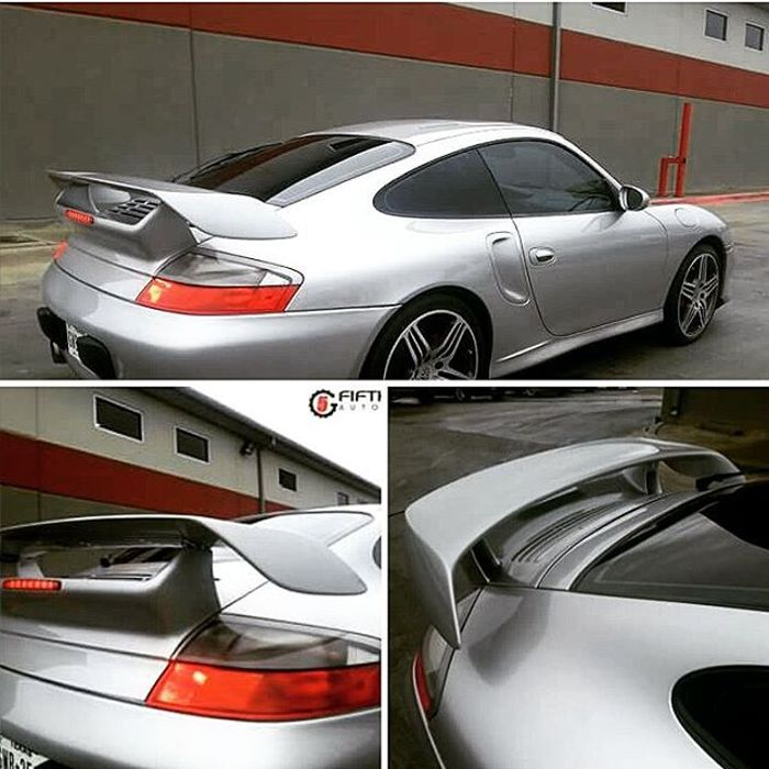 Yes, we do install fiberglass! New paint-matched GT2 style
