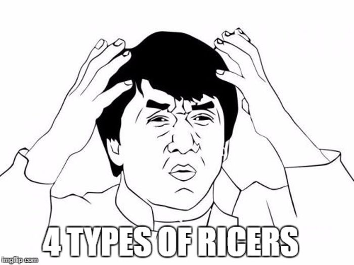 Here We Go Todays Blog Post 4 Types Of Ricers