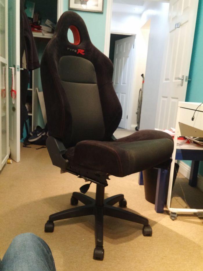 Terrific How To Build An Car Seat Gaming Seat Inzonedesignstudio Interior Chair Design Inzonedesignstudiocom