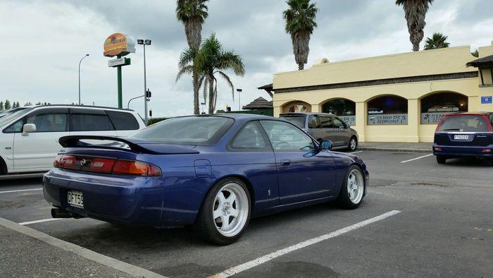 1996 Nissan Silvia S14