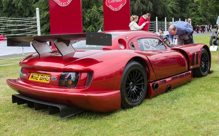 TVR Cerbera Speed 12 - A 7.7L 800HP V12 Icon declared too extreme ...