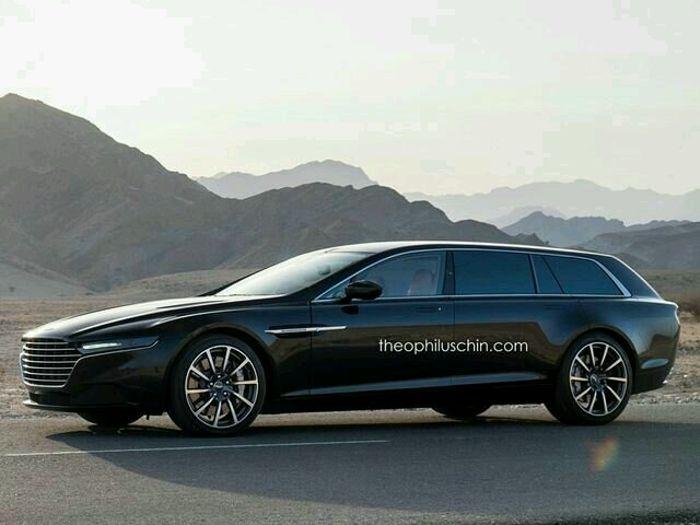 Aston Martin Lagonda Wagon New Age