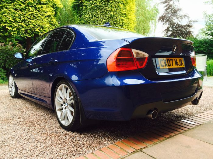 Living with a 335D: Year One