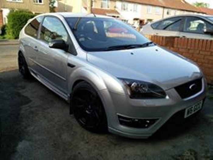 Lexus Chandler >> Living with my modified MK2 Focus ST