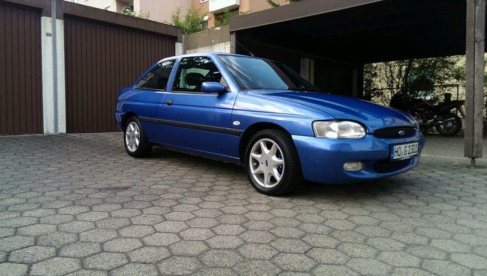 1998 ford escort car throttle