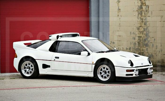 Ford Rs200 Evolution A Group B Beast