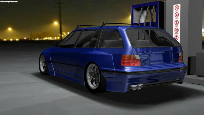 My Ford Barra Turbo Wide Body E36 Touring For The Stunerchallenge