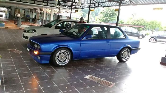 BMW E I Door - Bmw 318i 2 door