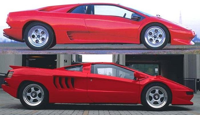 The Cizeta Moroder V16t The Supercar To Which Lamborghini