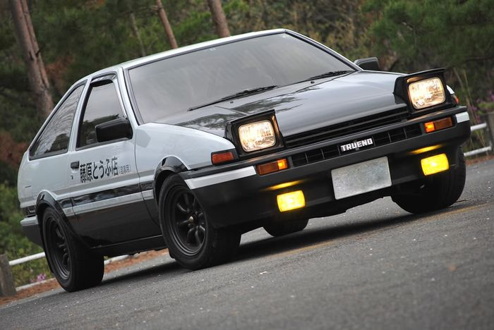 Why The Didn T Become Famous Because Of Initial D Blogpost