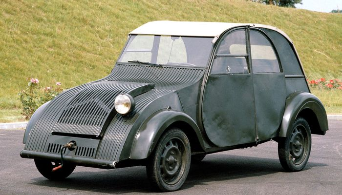citro n tpv prototype 1937 tr s petite voiture very small car. Black Bedroom Furniture Sets. Home Design Ideas