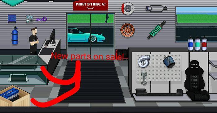 pixel car racer 1 0 10 update