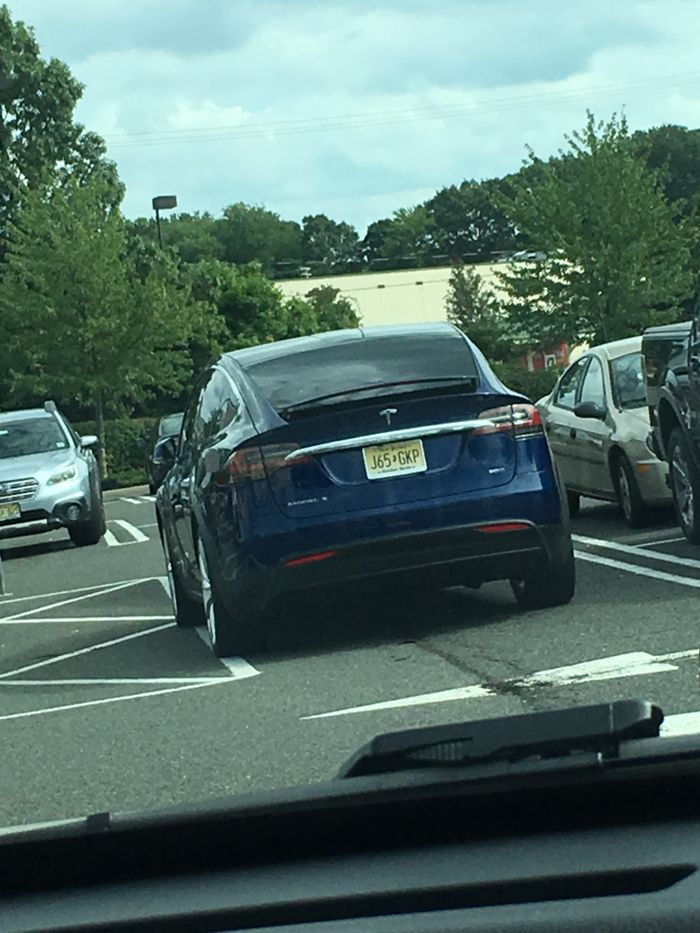 Prius On Steroids >> The Tesla Model X A Prius On Steroids