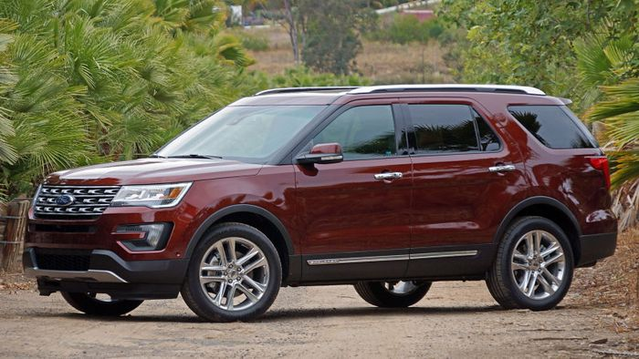 Ford Explorer The Original Anti Minivan Source Autoblog
