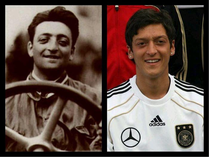 Enzo Ferrari Died In 1988 Mesut özil Was Born In 1988 Illuminati Abso Fu N Lutely Confirmed