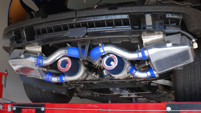 The Advantages And Disadvantages Of Rear-Mounted Turbos