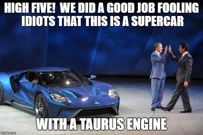 New Ford Gt Memes