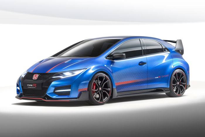 2018 honda type r. perfect type 1 itu0027ll be almost identical to the prototype honda  8 things we know  about the 2018 civic type r  inside honda type r e