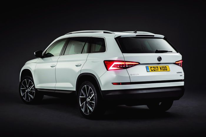 The 7 Seater Skoda Kodiaq Suv Is Here To Make The Volvo