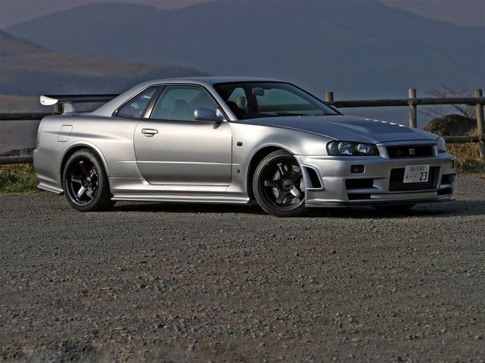 The History Of The R34 Gtr Blogpost