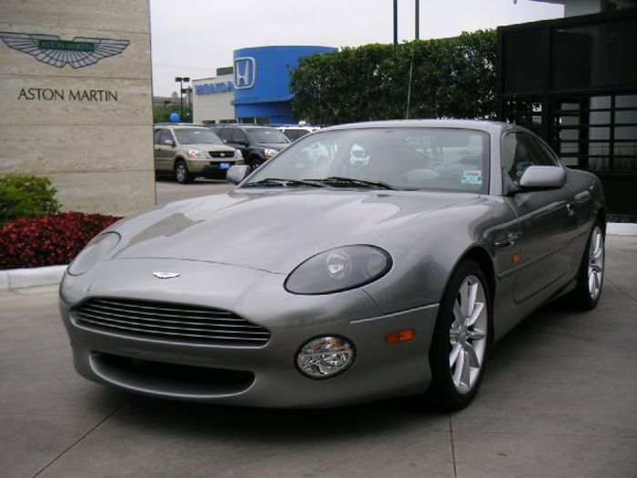 The Aston Martin Db7 Born Out Of The Time When Ford Owned Aston