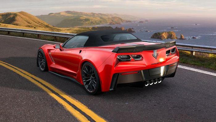 2017 chevrolet corvette z06 convertible configuration. Black Bedroom Furniture Sets. Home Design Ideas