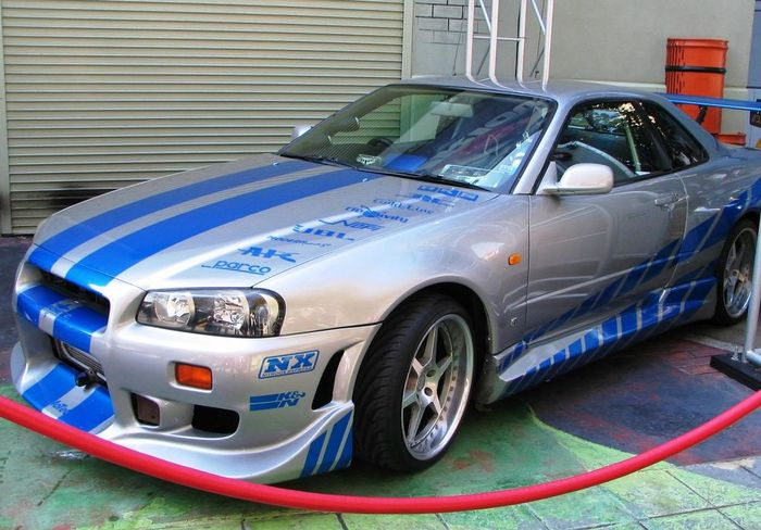 Paul Walkers Cars: The Cars Of Brian O'Connor