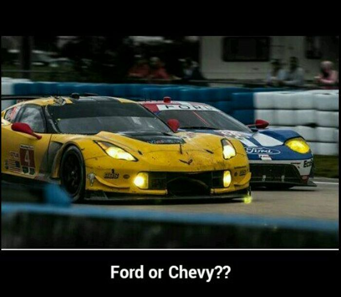 Ford Or Chevy >> Ford Or Chevy