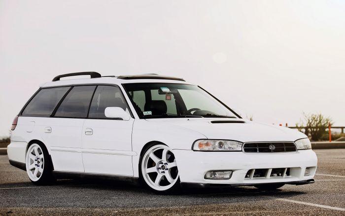 Top 5 Reasons I Love The Subaru Legacy Ultimate Gen 2