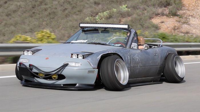 Ford Camber >> No F*cks Given Miata Throwback