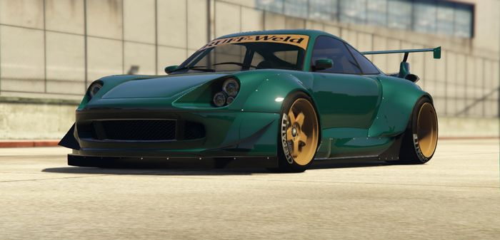GTA V Mod] Tuners and Outlaws Update - Pfister Comet RWT (Ruff Weld ...