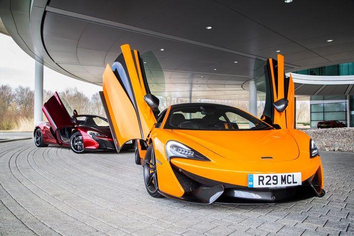 McLaren confirms BMW will help develop its next-gen engines