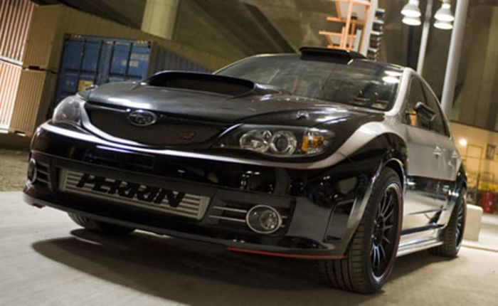 What Cars Does Brian Drive In Fast And Furious