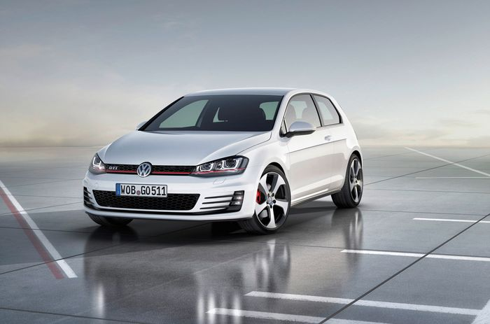 The Volkswagen Golf Gti Mk Vii The One That Completes 40 Years Of Gti