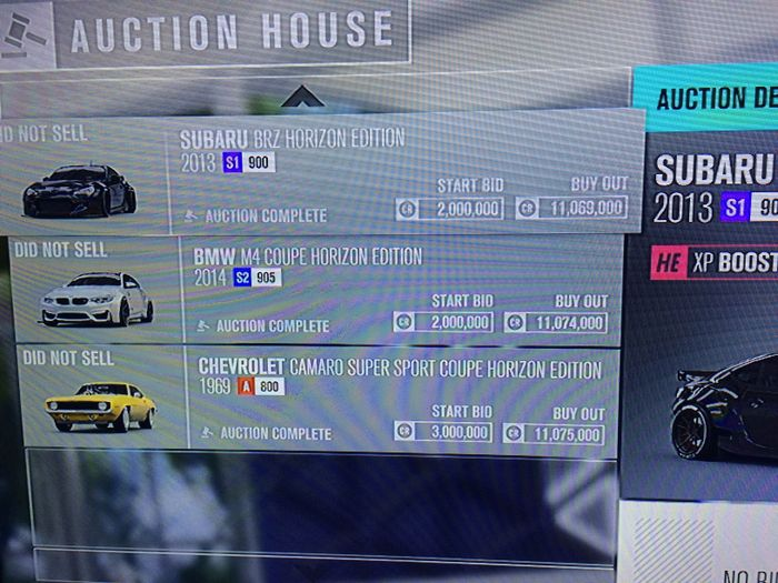i 39 m selling these 3 he cars in fh3 so if you want to buy them now there up for sale. Black Bedroom Furniture Sets. Home Design Ideas