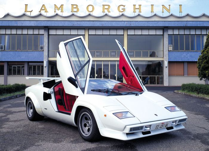 The 7 Greatest Analog Supercars Of All Time - Blog