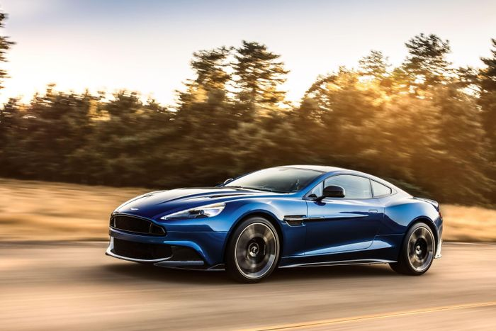 1. 2017 Vanquish S. Aston Martin   The 6 Best ...