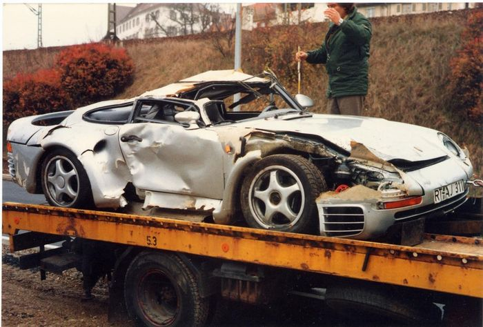 Porsche 959 The First Porsche Supercar