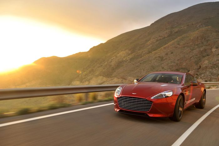 3. 2013 Rapide S. Aston Martin   The 6 Best ...