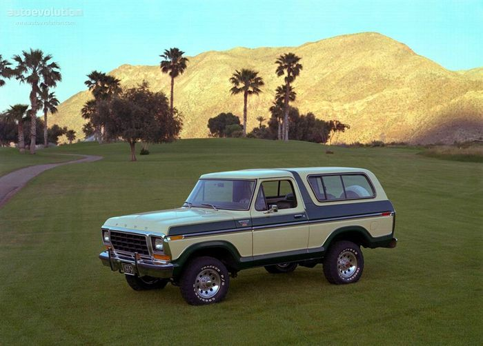 There are cars everyone knows due to their name ch&ionship wins or just simple popularity. Then there´s cars like the Ford Bronco which we almost ... & Old school flair is in the air. Welcome back Ford Bronco. markmcfarlin.com