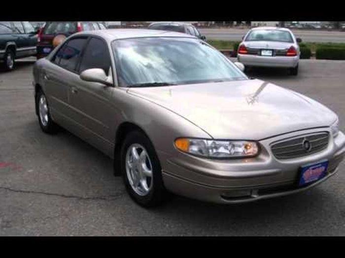 2002 buick regal 2002 buick regal