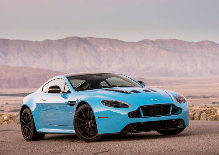 5. 2014 V12 Vantage S. Aston Martin   The 6 Best ...