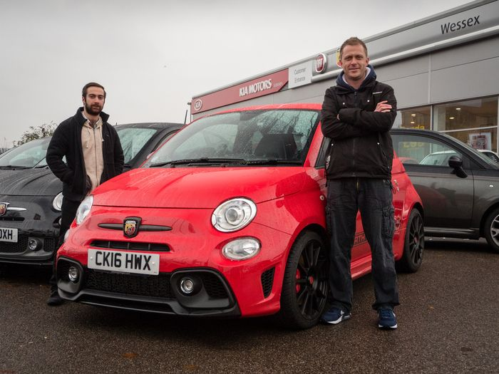 Exhaust Sound Fiat 500 Forum I Was Invited Down To Wessex Garages Test Drive The Abarth 595 Petizione And Had A Blast Full Video On Way: Fiat 500 Exhaust Sound At Woreks.co
