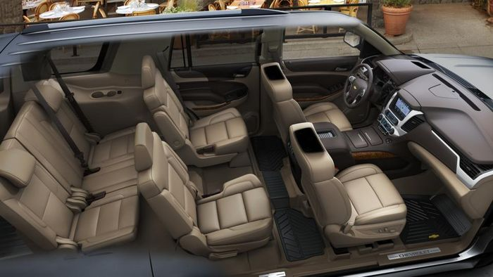 2017 chevrolet tahoe configuration. Black Bedroom Furniture Sets. Home Design Ideas
