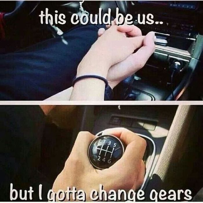 Why All Petrol heads should drive a manual