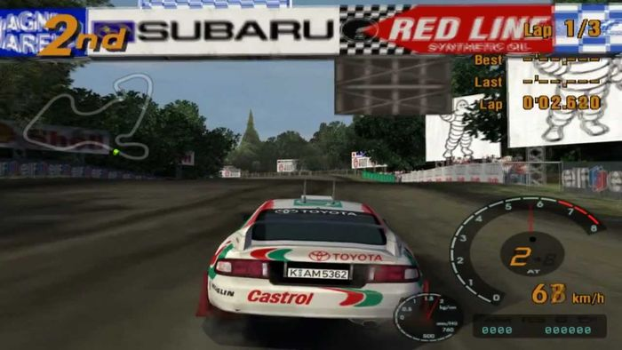 My Top 5 racing games - Which ones do you like best?