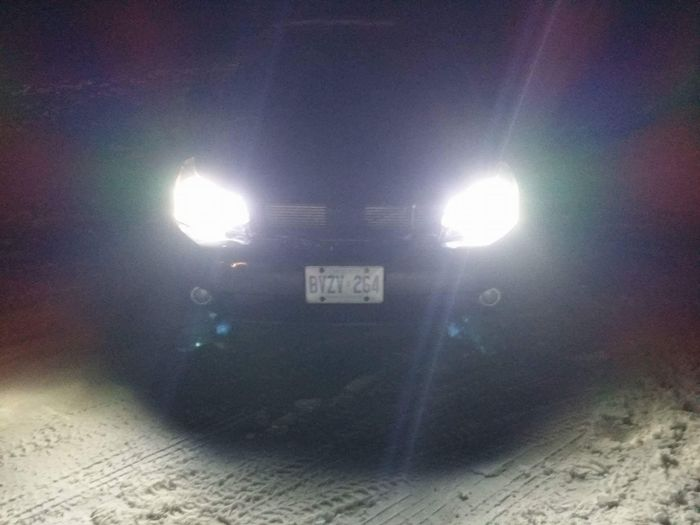 Silverstar Ultra Halogens Vs 10 000 Lumen Led Headlights