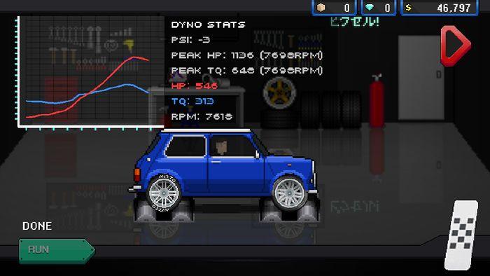 Pixel car driving school part one