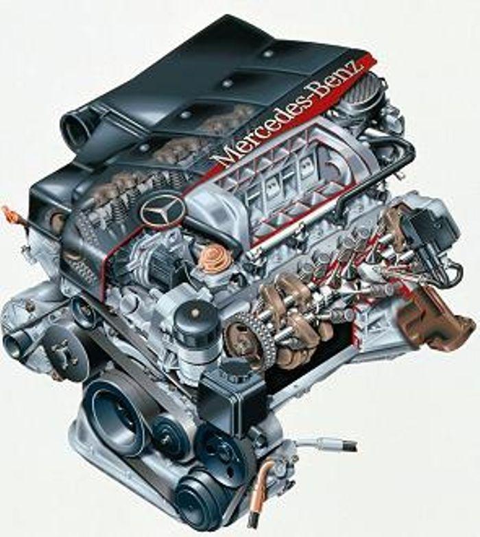 The Mercedes M113