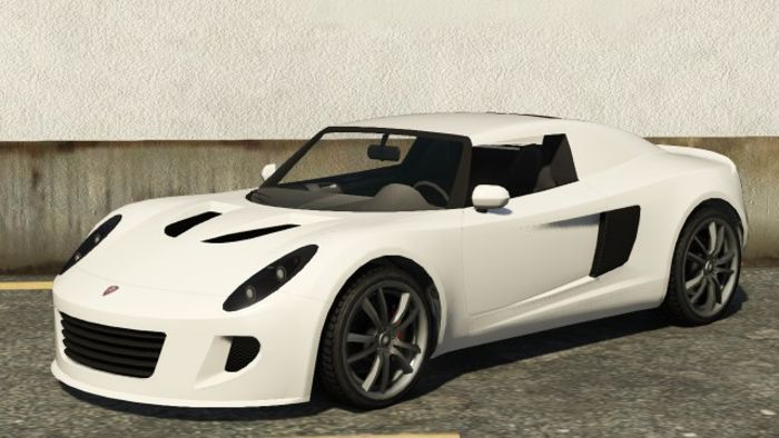Gta Online Cars And Their Real Life Counterparts Part